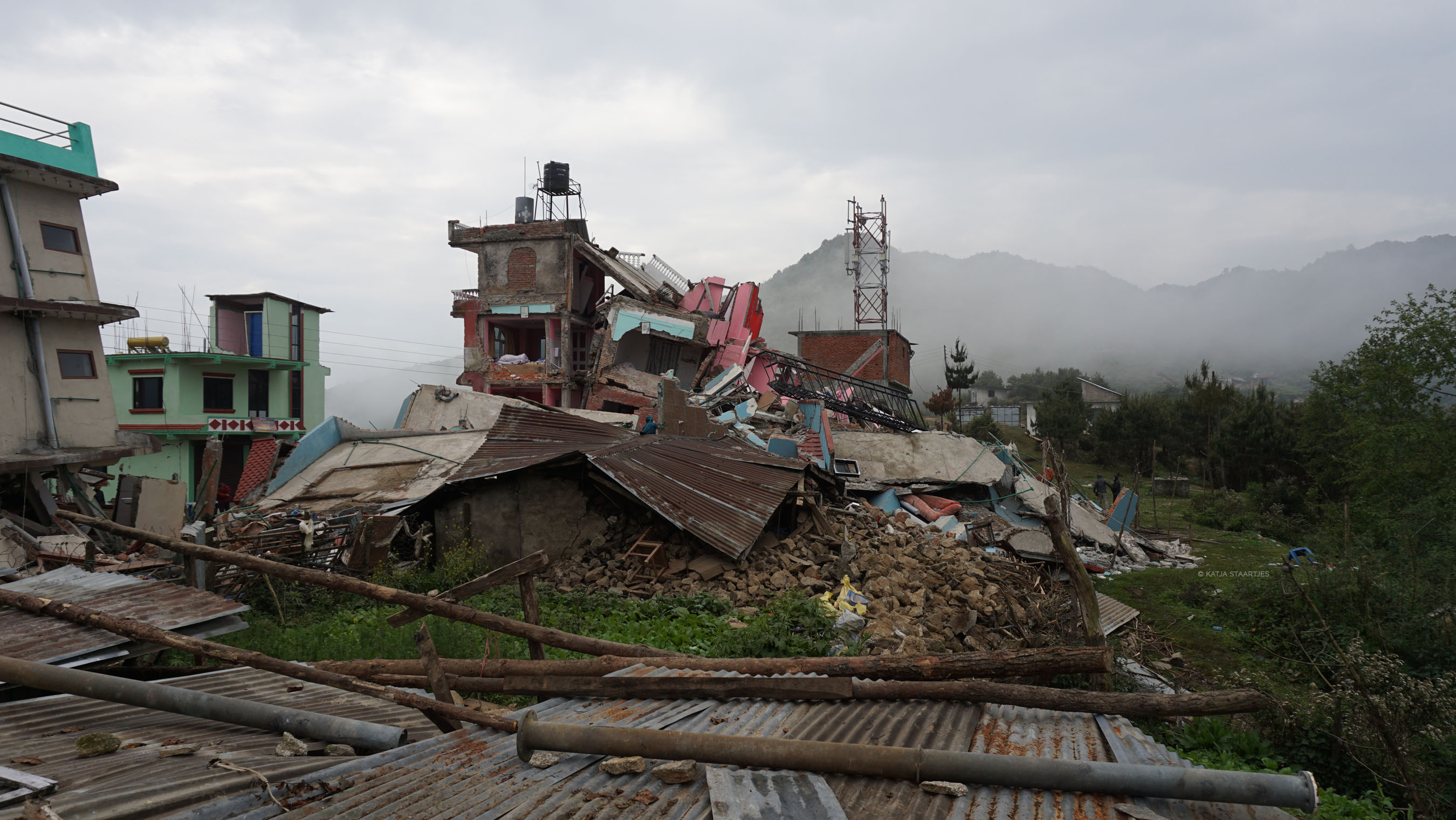 Expedition stopped – Help Nepal!